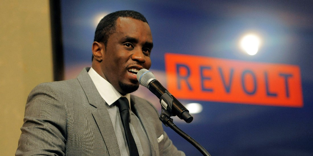 CORRECTION TCA Sean Combs Revolt TV