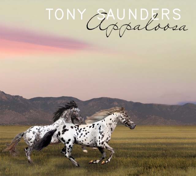 Tony Saunders cover