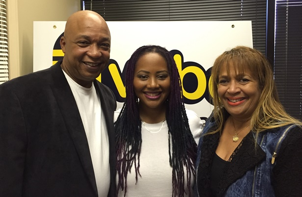 Lalah, Chris Clay and Terri Avery