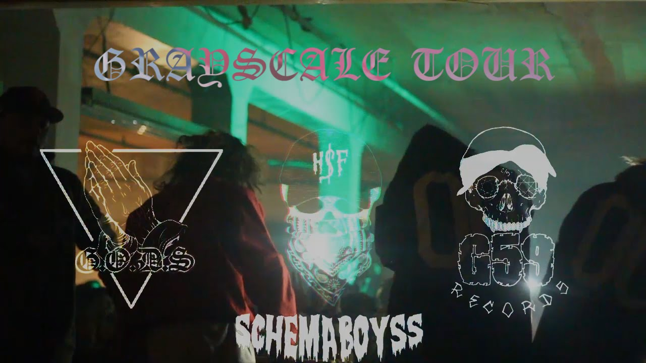 grayscale tour