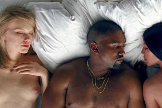 taylor-swift-naked-kanye-west-famous