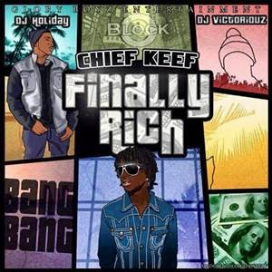 chief keef mixtape cover