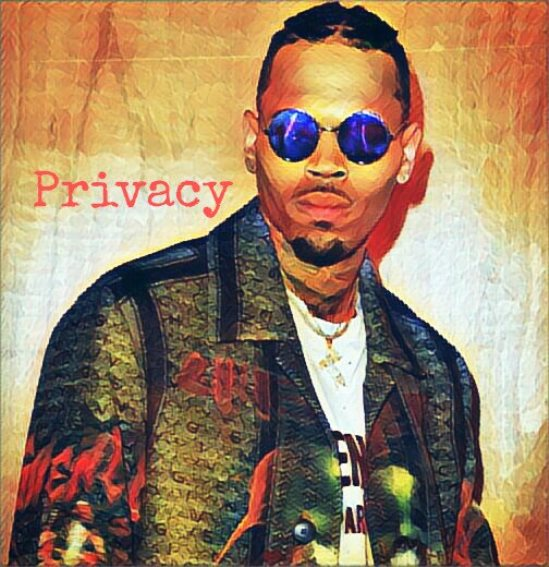 Chris Brown Privacy