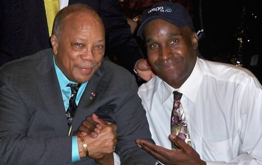 Quincy Jones & Tim Greene