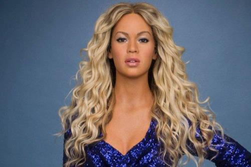Madame Tussauds Beyonce Wax