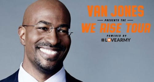 van jones we rise