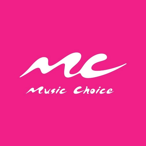 Music Choice logo pink