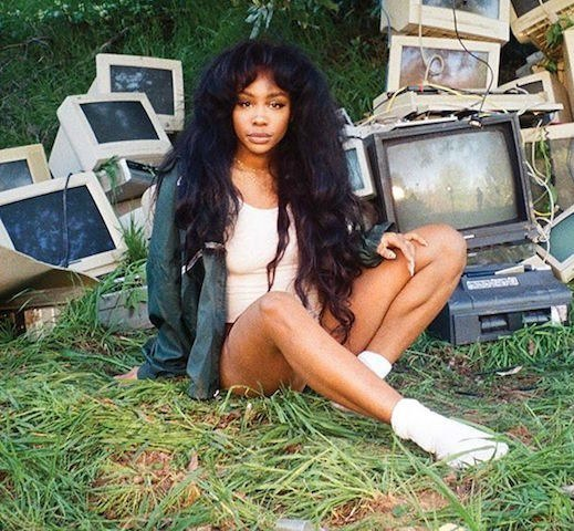"SZA ""Garden (Say It Like Dat)"""