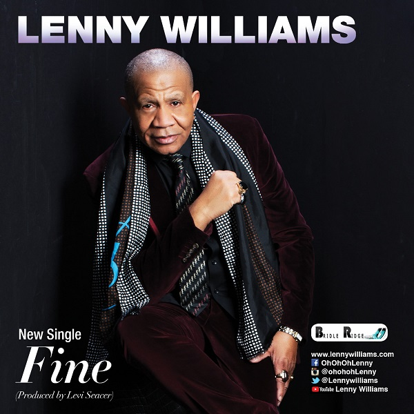 "Lenny Williams  ""Fine"""