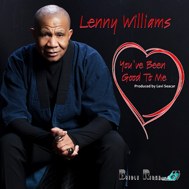 "Lenny Williams ""You've Been Good To Me"""