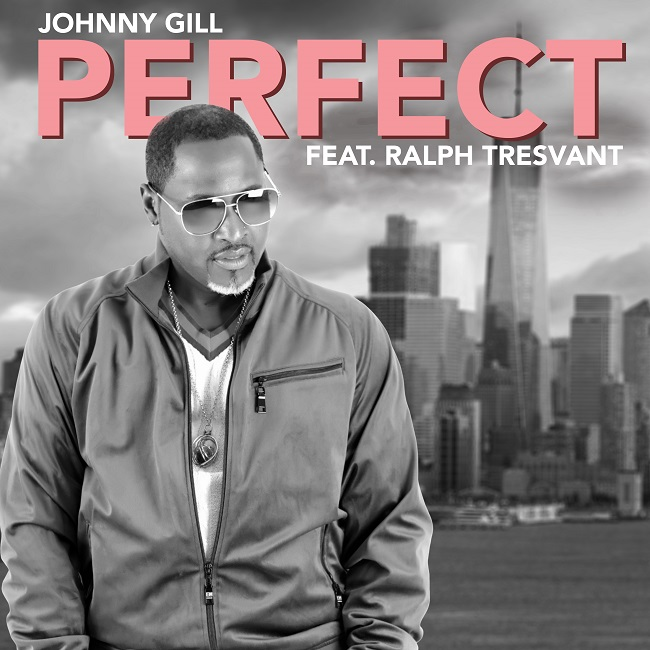 "Johnny Gill ""Perfect"" Ft. Ralph Tresvant"