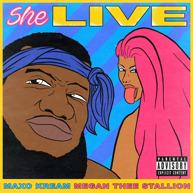 "Maxo Kream ""She Live"""