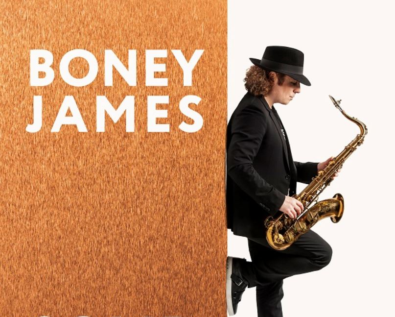 "Boney James ""Be Here"""
