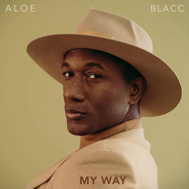 "Aloe Blacc ""My Way"""