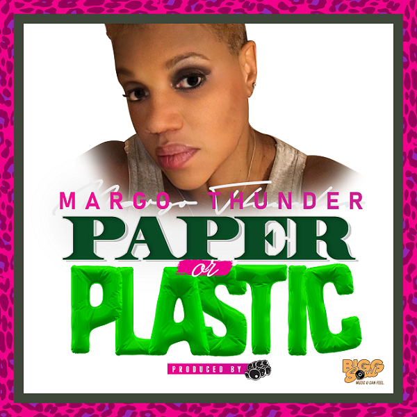 "Margo Thunder ""Paper or Plastic"""